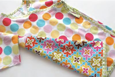 Baby kimono wrap free sewing pattern