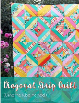 Quilt from jelly roll strips free pattern