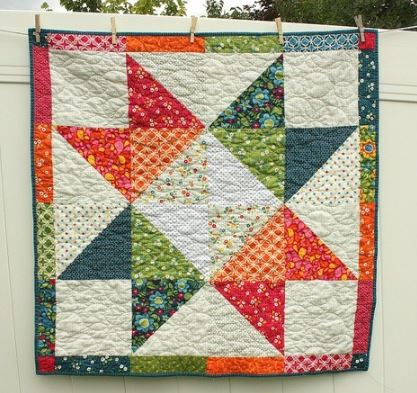 Lone star quilt free pattern