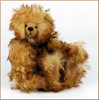 Long haired teddy bear free sewing pattern