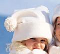 Winter hat from fleece free sewing tutorial