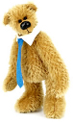 Kristofer jointed teddy bear free sewing pattern