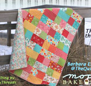 Easy square quilt using charm packs free pattern