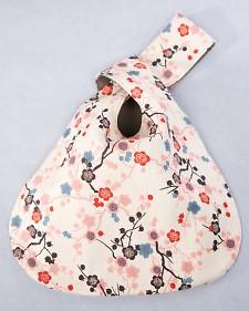 Reversible hobo bag free sewing pattern
