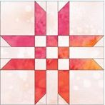 Free star quilt block pattern