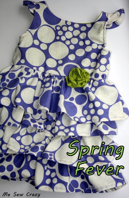Girls sleeveless dress free sewing pattern